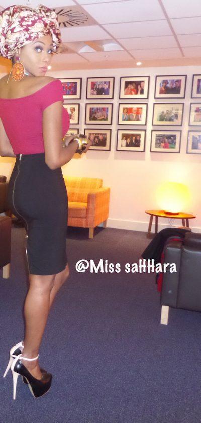 Miss saHHara